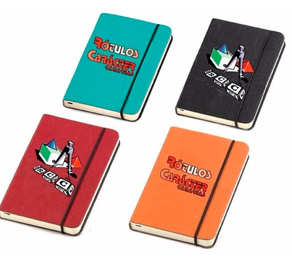 Dominio Gráfico - Cuadernos y agendas personalizadas