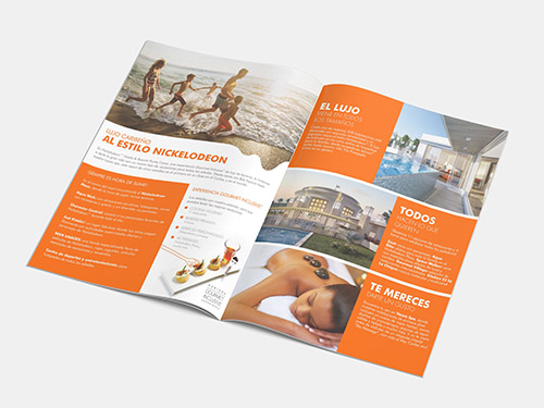 impresion de brochures catalogo